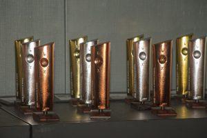"""Jaume Lladós, Premio LUX Bronce 2016 con la obra """"GLOBS"""". Categoria """"proyecto personal""""."""